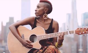 Naomi Wachira African Girl vid feat