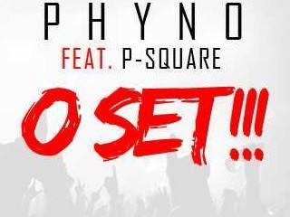 Phyno P-Square O Set Art