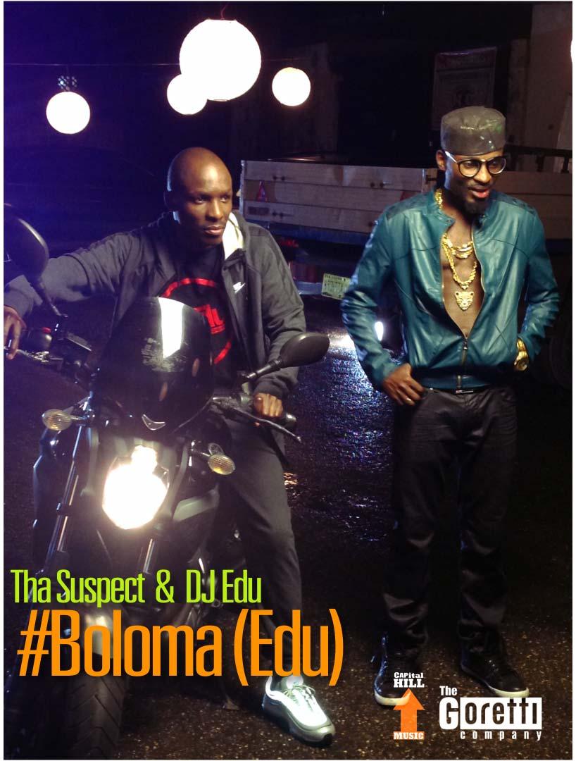 Tha Suspect DJ Edu Boloma Edu Art