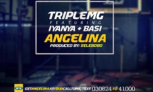 Triple MG Iyanya Pic feat