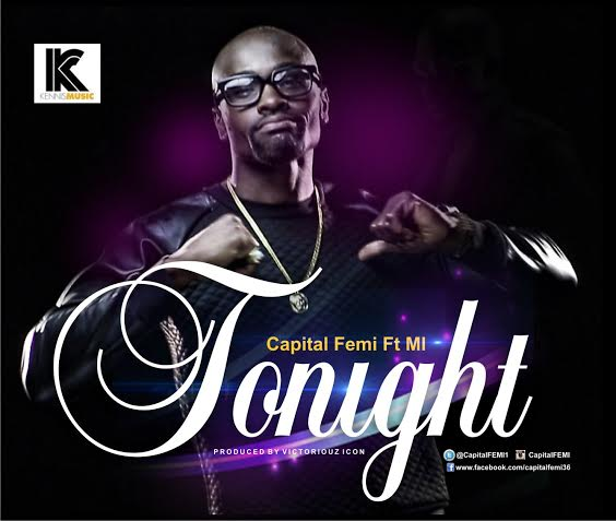 Capital Femi M.I Tonight Art