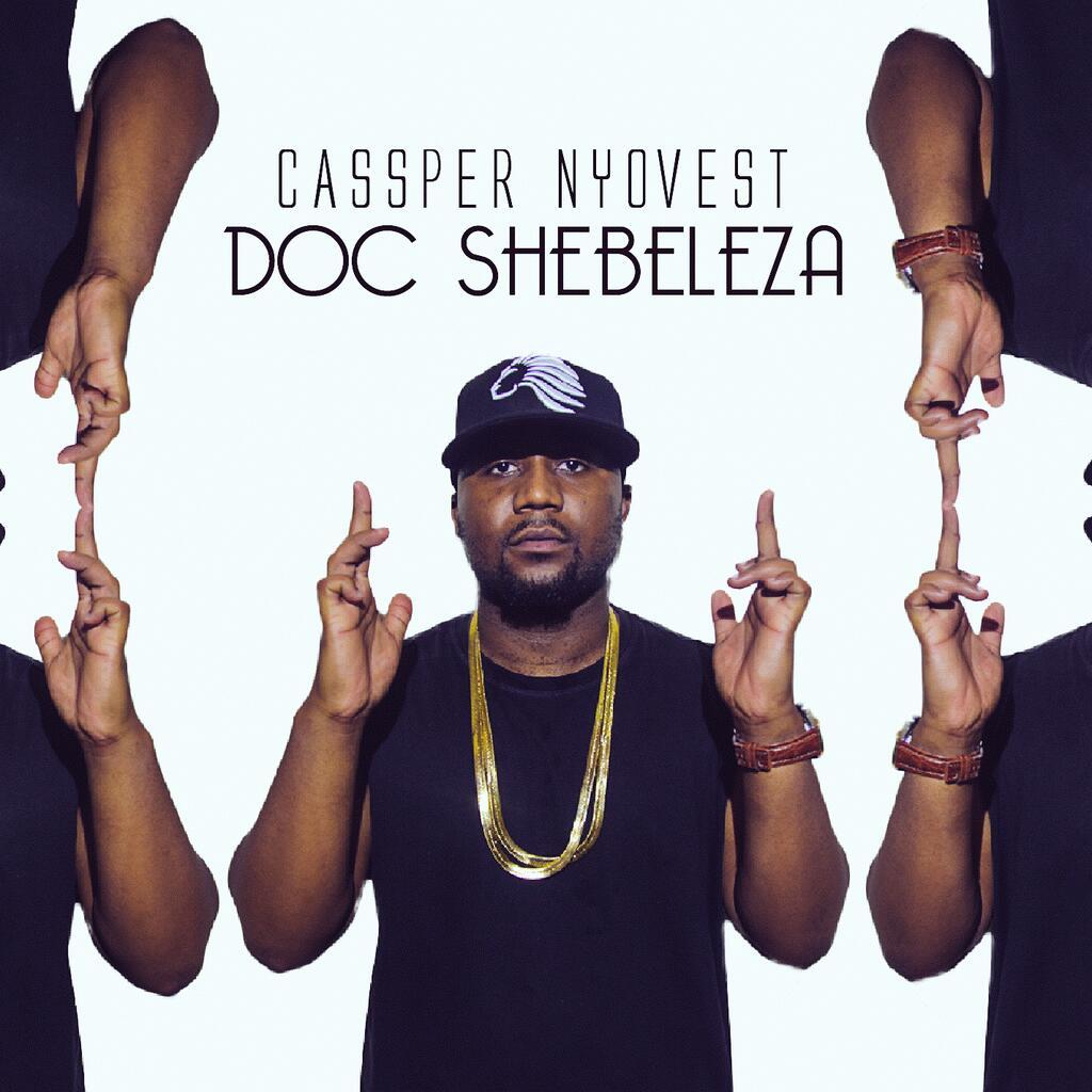 Cassper Nyovest Doc Shebeleza Art