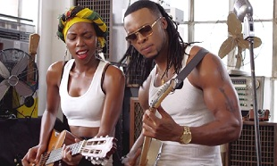 Flavour Black Is Beautiful Vid feat 1