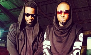 Ice Prince Sarkodie Pic feat