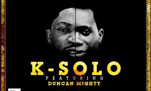 K-Solo Duncan Mighty SAGA Art feat