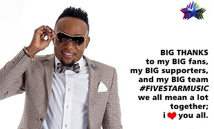 Kcee Birthday Pic feat