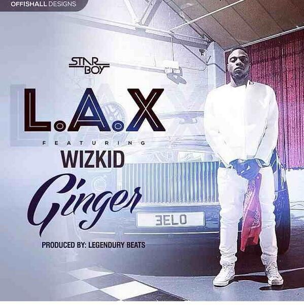 LAX Wizkid Ginger BTS Art