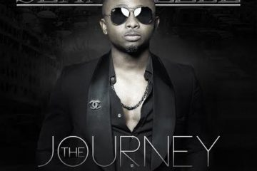Sean Tizzle The Journey Album Art