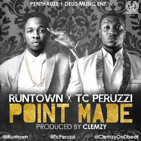 TC Peruzzi Runtown Point Made Art