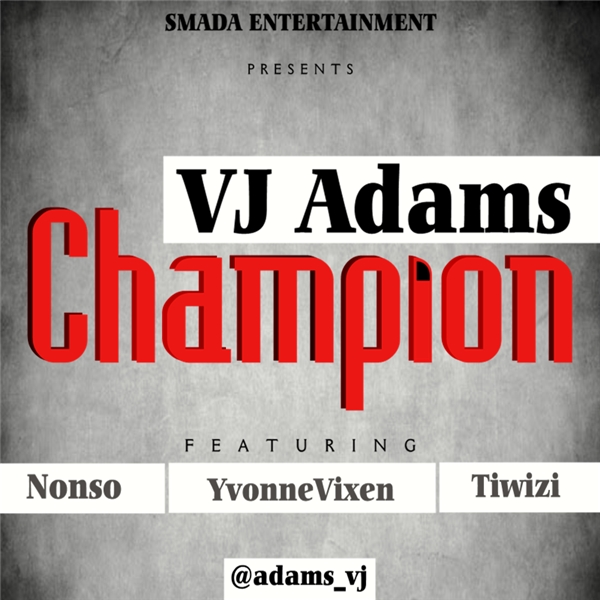 VJ Adams Champion Art