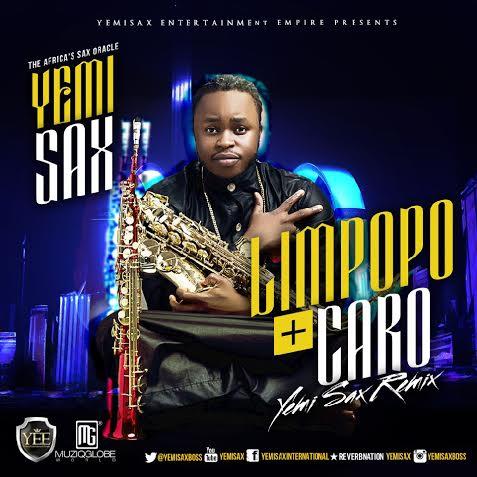 Yemi Sax Caro Limpopo Art