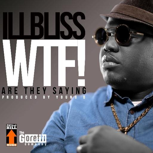 iLLBLiSS WTF Are They Saying Art