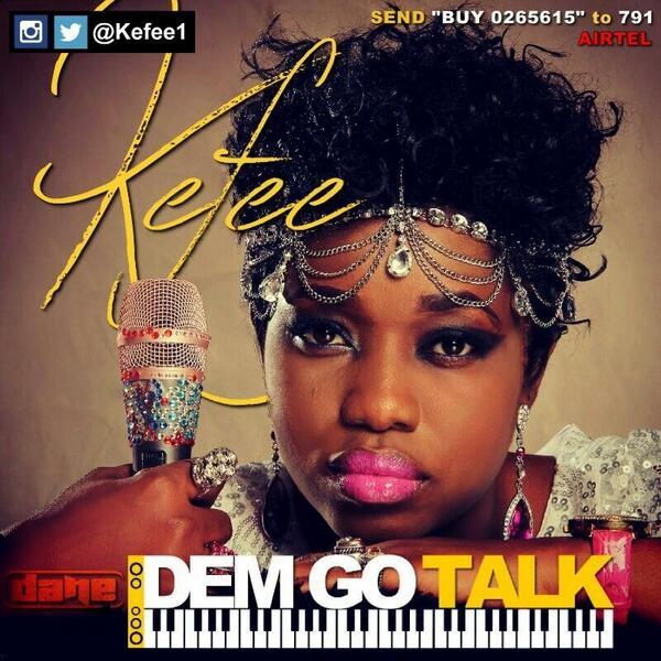 Kefee Dem Go Talk Art