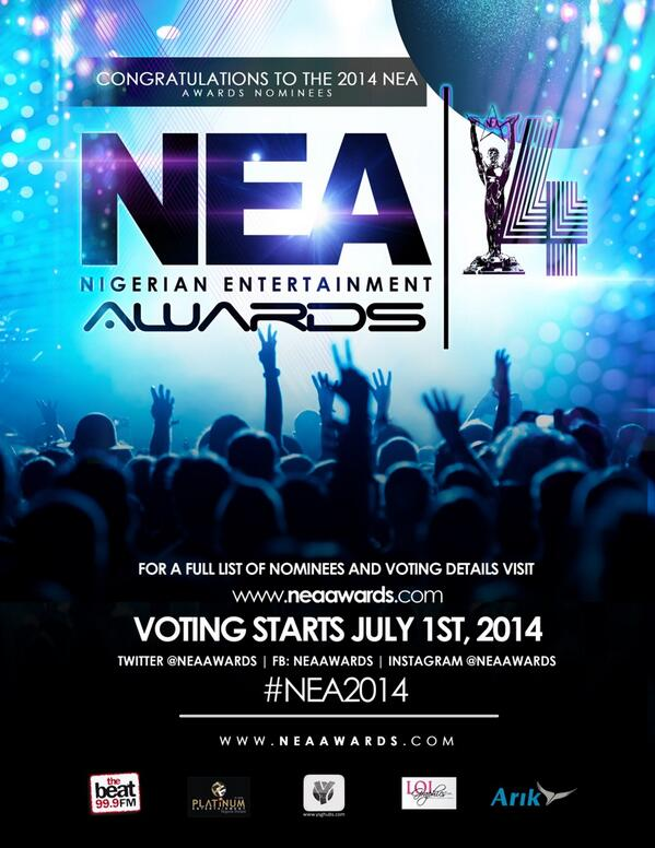 NEA Awards Nominees Art