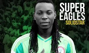 Solidstar Super Eagles Art feat