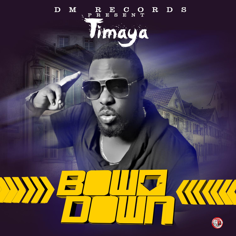 Timaya Bow Down Art