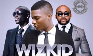 Wizkid Roll It Remix Art feat