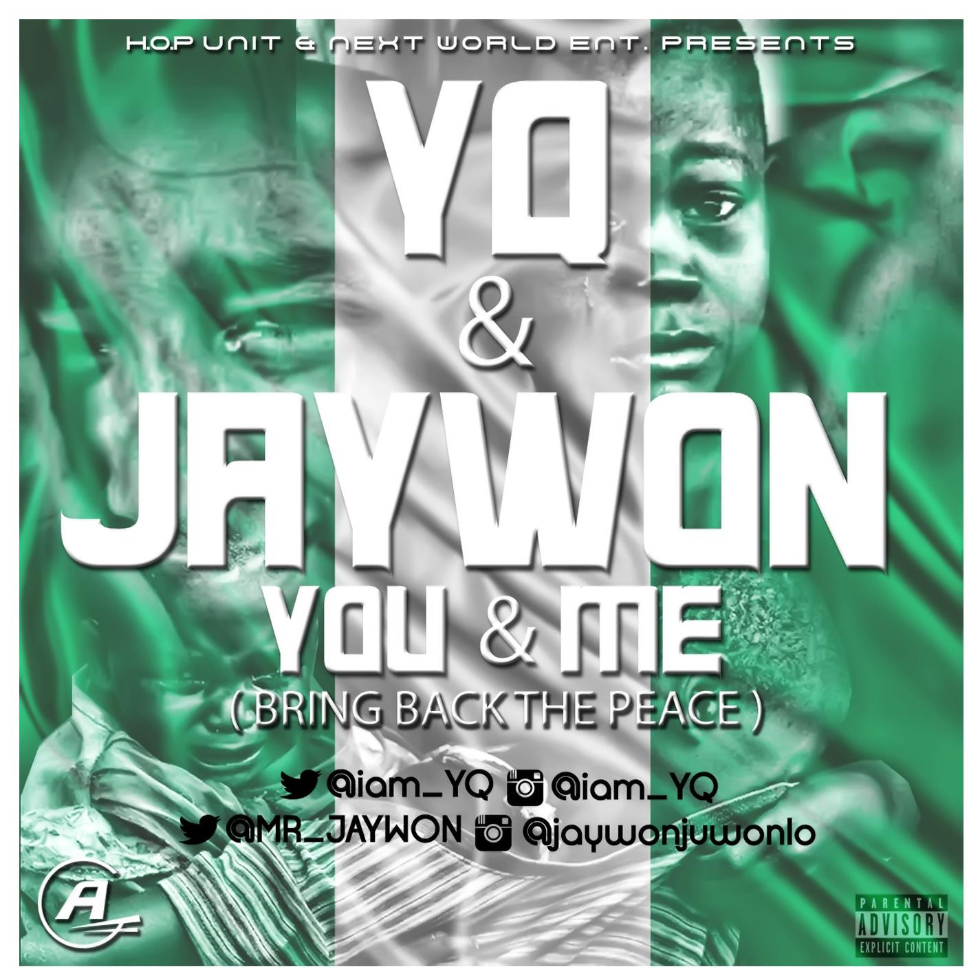 YQ Jaywon You & Me Art