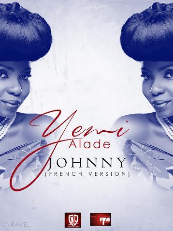Yemi Alade Johnny French Art