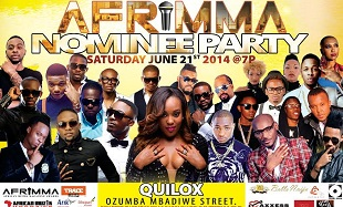 Afrimma Nominee Pre-Party feat