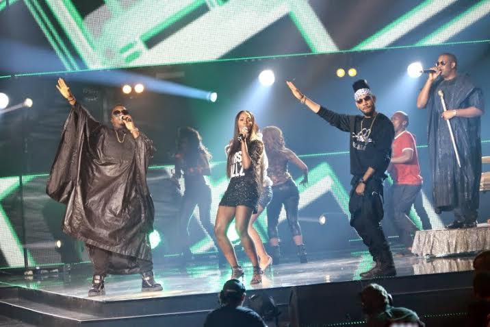 Dr SID Tiwa Savage Surulere MTV Pic