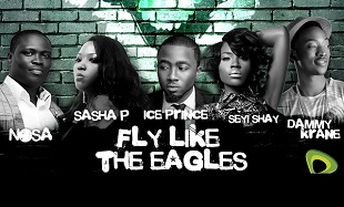 Fly Like The Eagles Art feat
