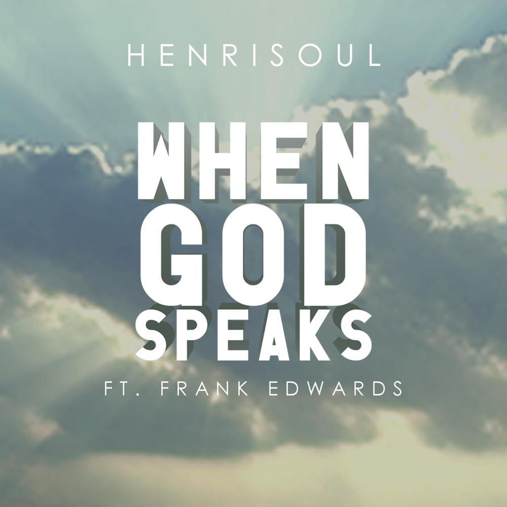 HenriSoul When God Speaks Art