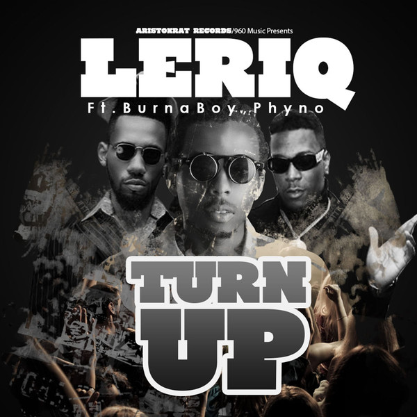 LeriQ Turn Up Art