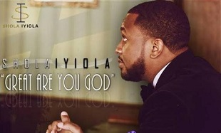 Shola Iyiola Great Are You God Art feat