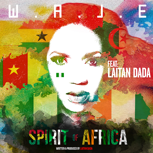 Waje Spirit of Africa Art