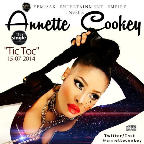 Annette Cookey Tic Toc Art