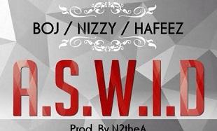 BOJ Nizzy Hafeez ASWID Art feat