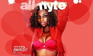 Ewube Party All Nyte Art