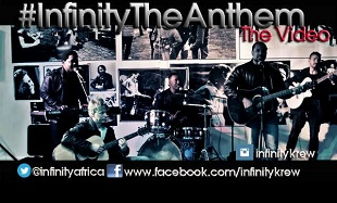 Infinity Anthem Video feat