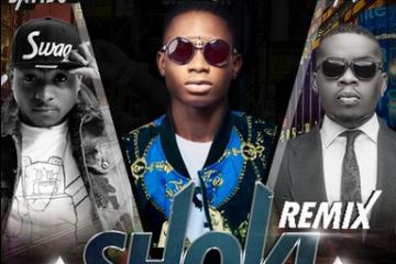 VIDEO: Lil Kesh - Shoki (Remix) ft. Davido, Olamide