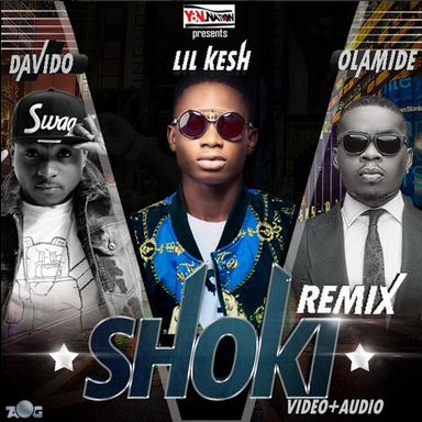 VIDEO: Lil Kesh - Shoki (Remix) ft. Davido, Olamide