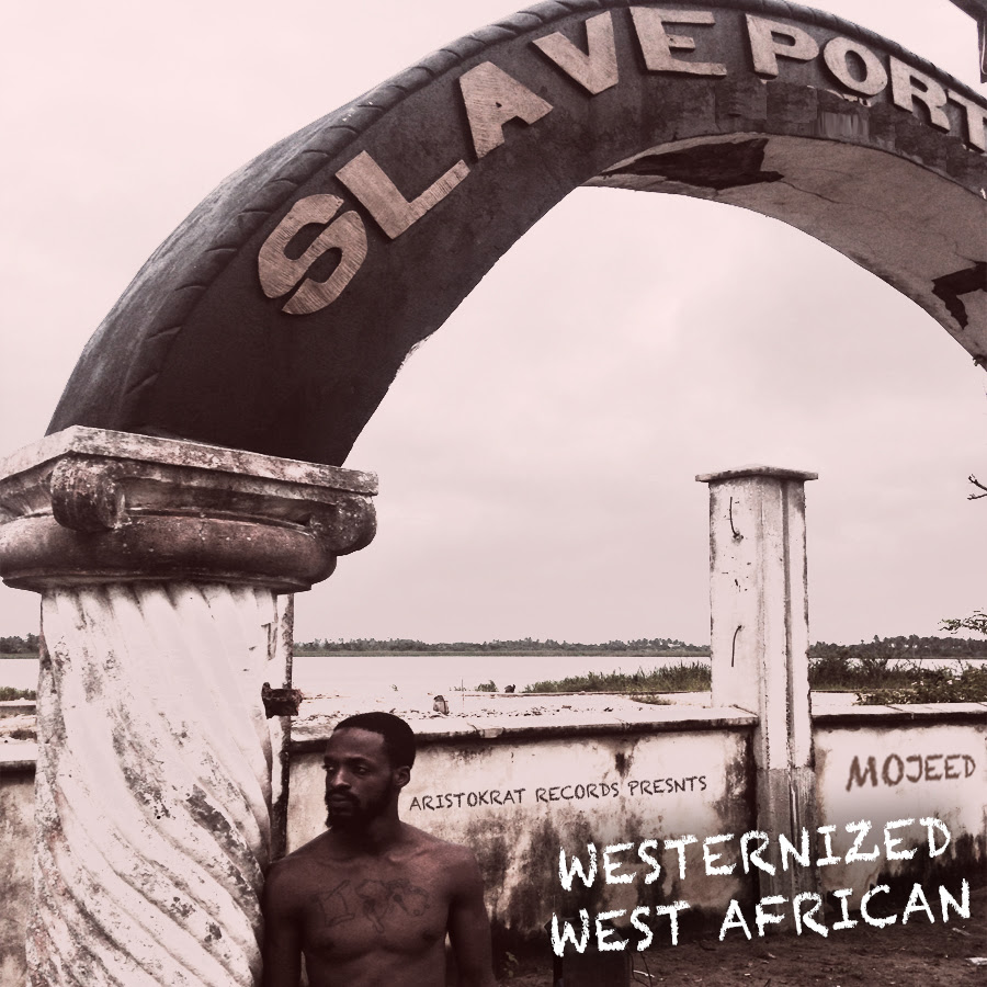 Mojeed Westernized West African Artwork