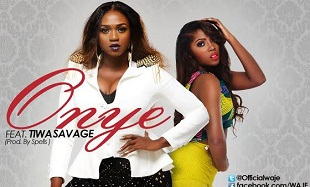 Waje Tiwa Savage Onye Pic feat