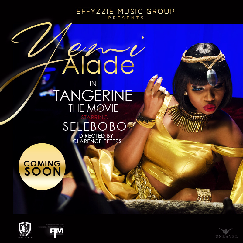Yemi Alade - Tangerine [Video Poster]