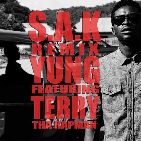 Yung Terry S.A.K Art