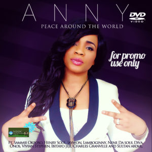 Anny Peace Around the World Album Art Front NEW-2
