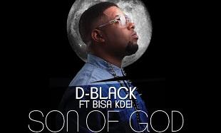 D-black Son of God Art feat