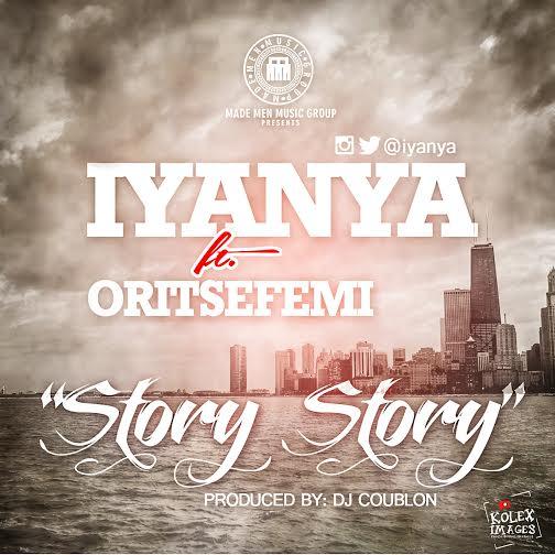 New Music: Iyanya - Story Story Ft. Oritse Femi (prod. Dj Coublon) image