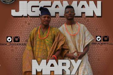 Jiggaman Buckwylla Mary Art feat