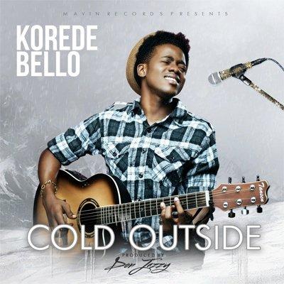 Korede Bello Cold Outside Art