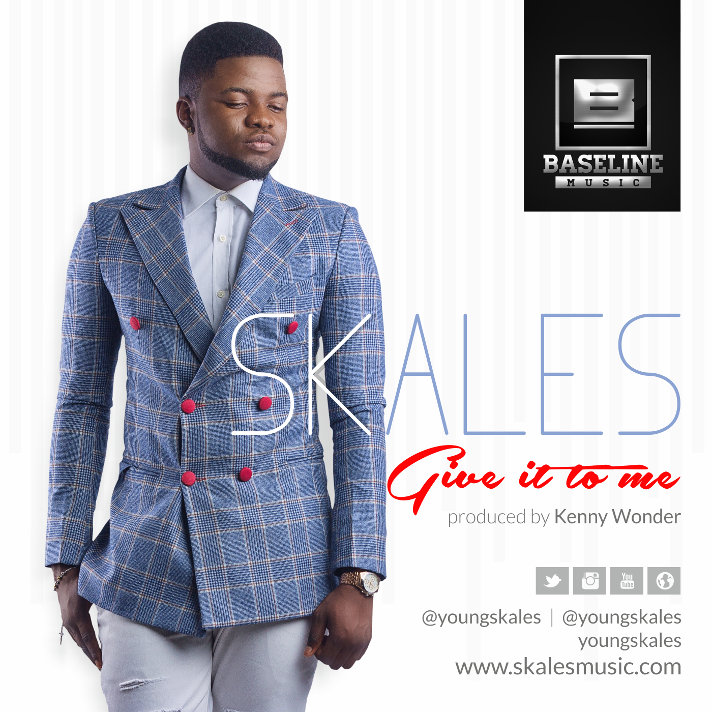 Online Art 1 - SKALES Give it to me