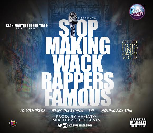 Stop Making Wack Rappers Famous Art