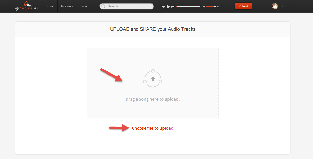 UploadPage
