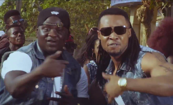 Flavour Wande Coal Wake Up Vid feat