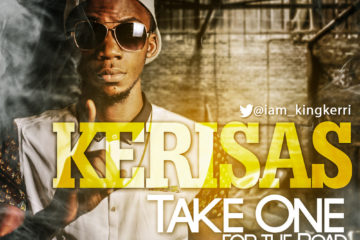 Kerisas - TAKE ONE FOR THE ROAD [prod. by Frankie Free] Artwork